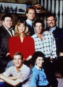 'Cheers' Cast Portrait