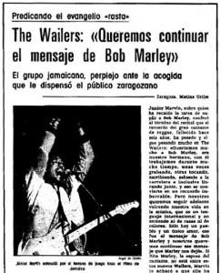 WAILERS 1987